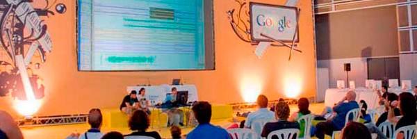 Charla en Campus Party 2007